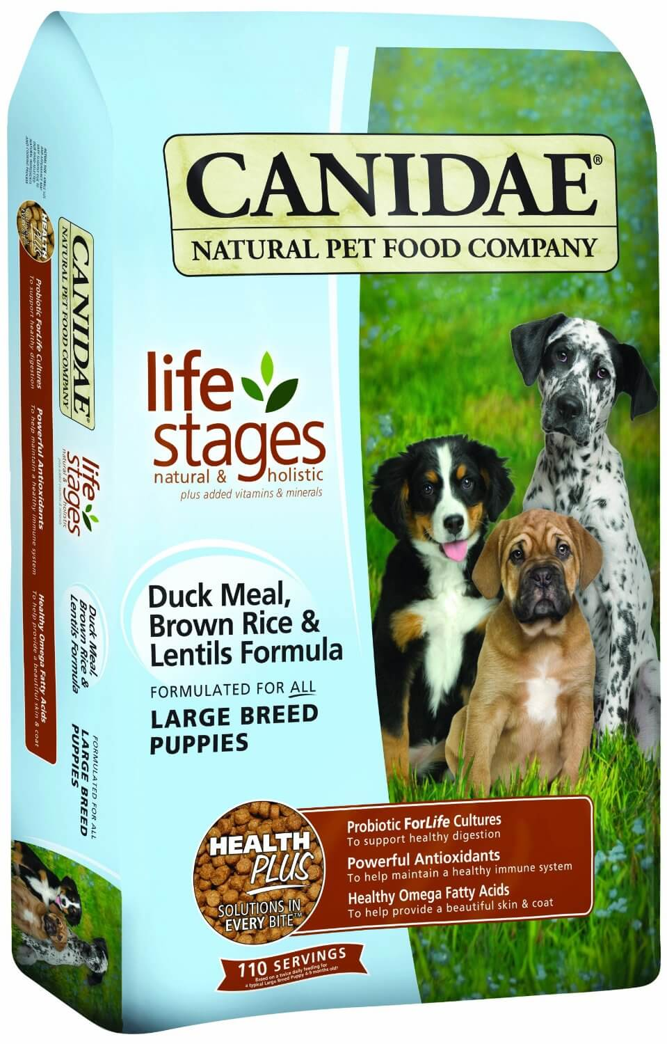Product Review: CANIDAE All Life Stages Large Breed Puppy Food